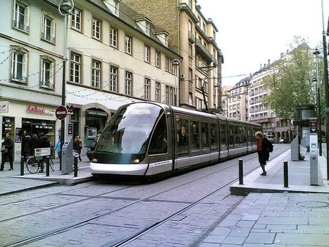 What France Can Teach U.S. Cities About Transit Design | Smart cities | Scoop.it