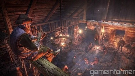 'The Witcher 3' on PS4 and Xbox 720 compared to 'Dragon Age 3' and 'Skyrim ... - Examiner.com | Game Rumpus | Scoop.it