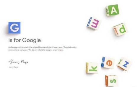 Olhar Digital: Hoje é o último dia do Google; veja o que muda | World Wide Web | Scoop.it