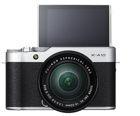 Fujifilm XA-10 : appareil photo hybride à optique interchangeable ultra ludique pour débuter | ON-ZeGreen | Scoop.it