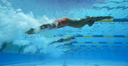 What Do You Do When You Beat Michael Phelps' Record at 16 Years Old? | Swimmingly Yours | Scoop.it
