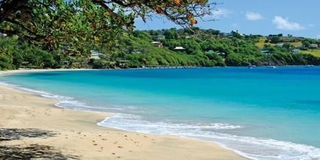 Bequia's Singing Sands | Caribbean Island Travel | Scoop.it