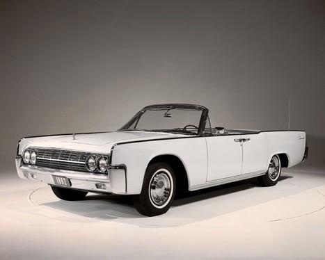 WOT's Top 13 Patriotic Parade Cars Part 3 - MotorTrend Magazine | 1950's | Scoop.it