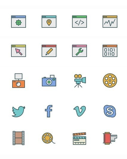 Freebie: Swifticons Icon Set (92x3 Icons, AI, Sketch, PNG, SVG, EPS, PDF) - Smashing Magazine | Personal Knowledge Management in Medical Education | Scoop.it