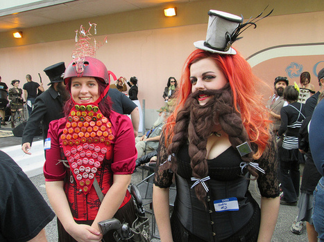 How Steampunk Screws With Victorian Gender Norms | Bitch Media | Just Put Some Gears on It | Scoop.it
