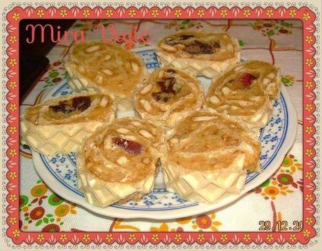 #Recept : Rolat sa drobljenim keksom | Recepti i kuhinja za pocetnike [ kao ja] | Scoop.it