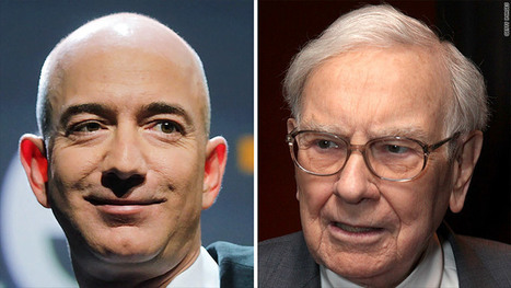 Jeff Bezos passes Warren Buffett to become third richest person in the world | :: The 4th Era :: | Scoop.it