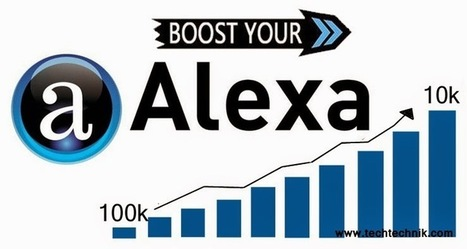 How to get Better Alexa Rank | Android Tips and Tricks | Scoop.it