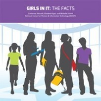 Girls in IT: The Facts | National Center for Women & Information Technology | COMPUTATIONAL THINKING IN K-12 | Scoop.it