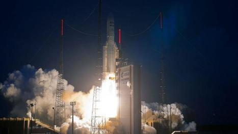 Le rapport de force entre les industries spatiales américaines et européennes : l'enjeu de la réforme ITAR - Infoguerre : Centre de réflexion sur la guerre économique   Compétitivité et intelligence économique   Scoop.it