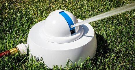 This Device Can Water Your Plants For a Mere $300 | leapmind | Scoop.it