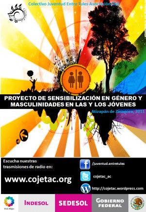 Sensibilización en Género y Masculinidades en las y los Jóvenes del Municipio de Atizapan de Zaragoza, Estado deMéxico.   Cuidando...   Scoop.it