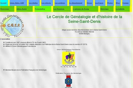 Le 14 juin à Maisons-Alfort : CGEP 93 | Au hasard | Scoop.it