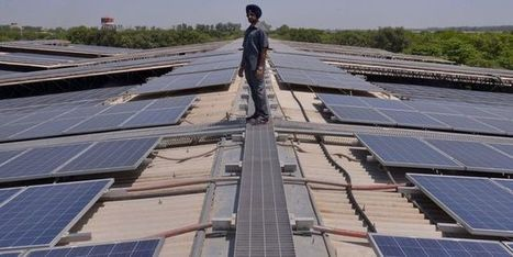 2015, année record pour les énergies renouvelables dans le monde | Développement durable et efficacité énergétique | Scoop.it