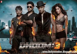 DHOOM:3 New Official Theatrical Trailer HD (2013)   bollywoodfunia.com   Scoop.it