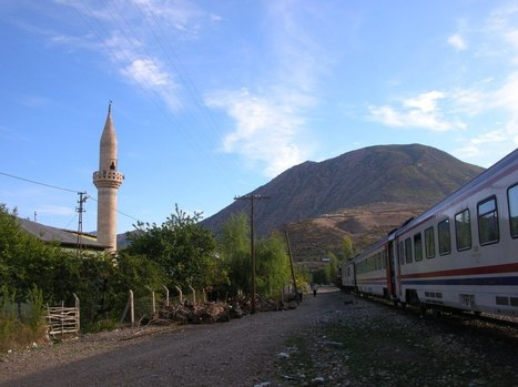 London to Iran by Private or Public Train | Fractional Holiday Home Ownership | Scoop.it