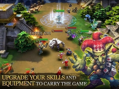 Heroes of Order & Chaos Android Games Apk Download | Android Games Apk And Apps Store | Scoop.it