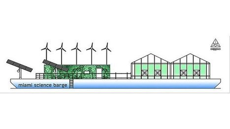 The Science Barge | Sustainability by Design | Scoop.it