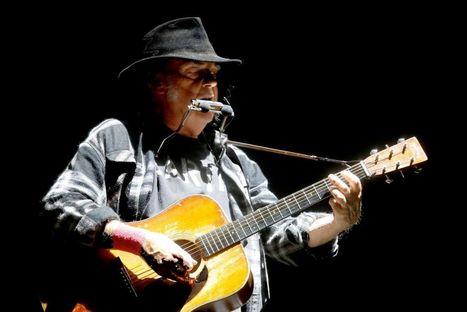 Concert à Bercy : Neil Young, toujours aussi vert - le Parisien | Bruce Springsteen | Scoop.it