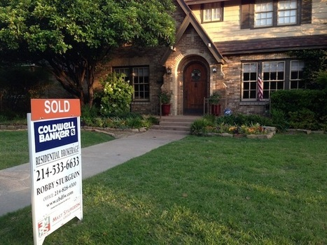 North Texas home sales up 15 percent in April as prices set record | Texas Lots and Land | Scoop.it