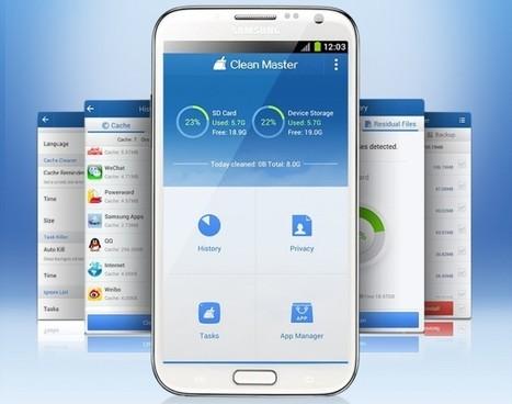 Cómo limpiar Android sin ser root con Clean Master | Soy un Androide | Scoop.it
