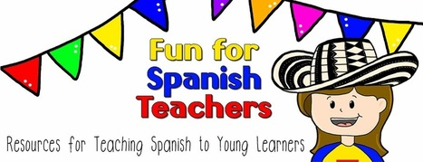 Fun for Spanish Teachers: 20 Free Apps for Spanish Class | Edtech PK-12 | Scoop.it