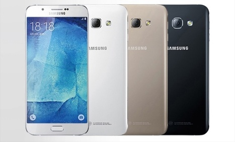 Samsung Galaxy A8 price revealed with release date | Samsung mobile | Scoop.it