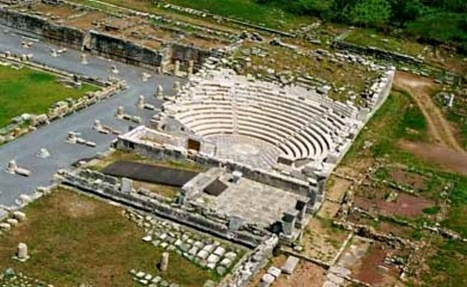 Ancient Messene seeks World Heritage status | some anthropology + found in translation | Scoop.it