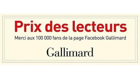 Gallimarddécroche les 100.000 fans sur Facebook | Clic France | Scoop.it