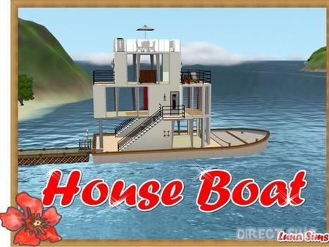 Téléchargement Les Sims 3 - House Boat - Direct Sims | Direct Sims | Scoop.it