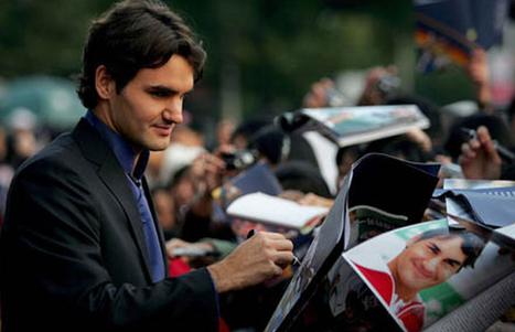 Federer anticipe sa retraite et crée sa propre agence | Marketing sportif, Sponsoring | Scoop.it