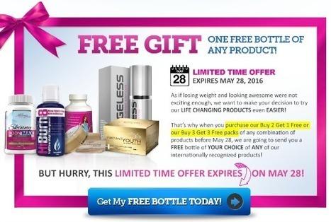 Free Skinny Fiber, Skinny Body Max, HiBurn8 - Sizzling Summer Deal | Health | Scoop.it