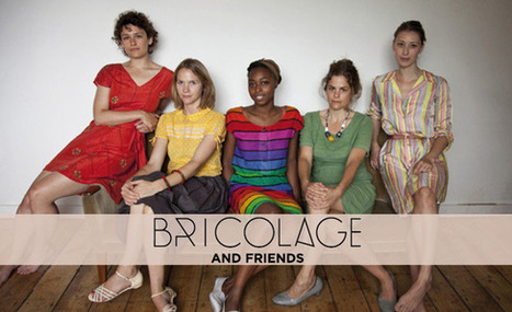 "These 5 english girls say ""Bricolage"" ! 