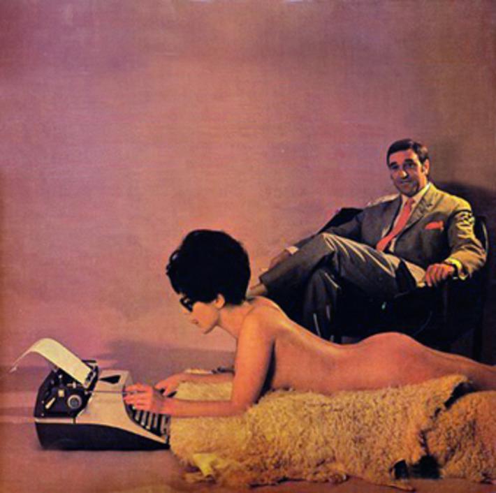 Ahhh, the classic secretary fantasy… | Sex History | Scoop.it