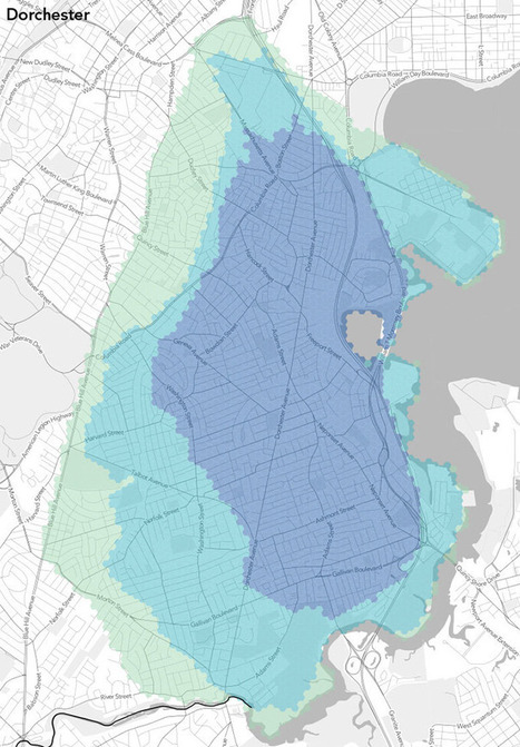 Crowdsourced neighborhood boundaries in Boston | OpenSource Geo & Geoweb News | Scoop.it