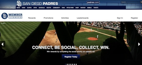 San Diego @Padres Loyalty Program Aims Toward Year-Round Customer Engagement | New Customer - Passenger Experience | Scoop.it