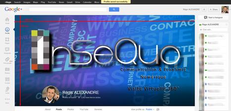 Google lance sur son réseau social Google+ des nouvelles dimensions pour la couverture. | toute l'info sur Google | Scoop.it
