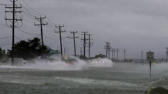 Arthur weakens to Category 1 storm after leaving thousands without power in North Carolina