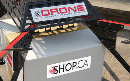 Vaughan Based Drone Delivery Canada selected by Shop.ca to Utilize its Drone Delivery Service | Doing business in Vaughan | Scoop.it
