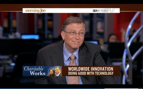Bill Gates: Education Should Be America's Top Concern | Media Psychology and technology | Scoop.it