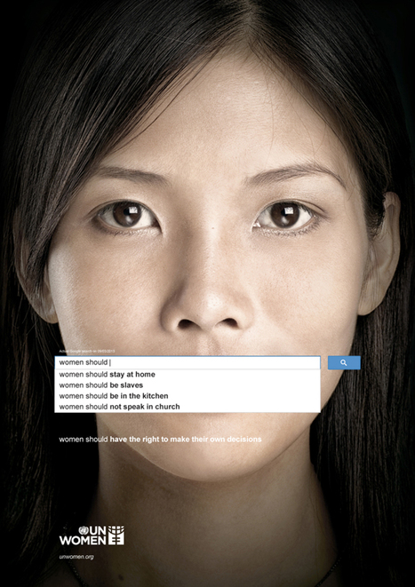 Powerful Google Search Ads For Women Rights | World Geography And More | Scoop.it
