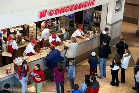 Barry Alvarez says he hopes service groups will keep selling concessions at UW ... - 77Square.com | Sports Facility Management. 4178961 | Scoop.it