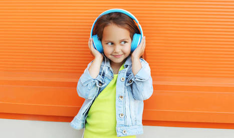 How Audiobooks Can Help Kids Who Struggle with Reading by Linda Flanagan | Soup for thought | Scoop.it