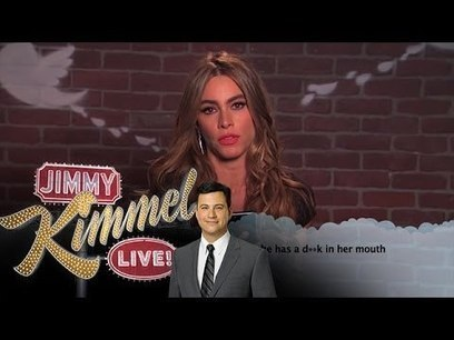Watch Matthew McConaughey, Ashton Kutcher and Other Celebrities Read Mean Tweets about Themselves [VIDEO] | DashBurst | Digital-News on Scoop.it today | Scoop.it