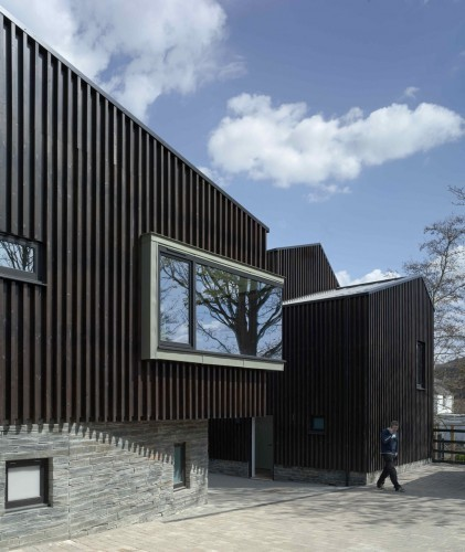 Stillpoint Clinic and Dojo / Piers Taylor + Mitchell Taylor Workshop | Idées d'Architecture | Scoop.it