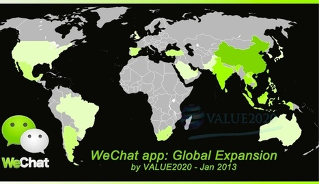 With 300 Million Users And A Blackberry Version, WeChat Grows In India   Business 2 Community   Digital-News on Scoop.it today   Scoop.it