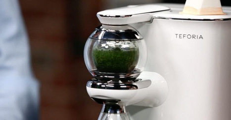 Tea Making Robot Teforia Brews Up $5.1 Million In Seed Funding | Robots and Robotics | Scoop.it