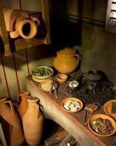 Banquetes romanos; auténticos festines   Arque Historia - La actualidad de la Historia   El pan y el vino en la antigua Roma   Scoop.it