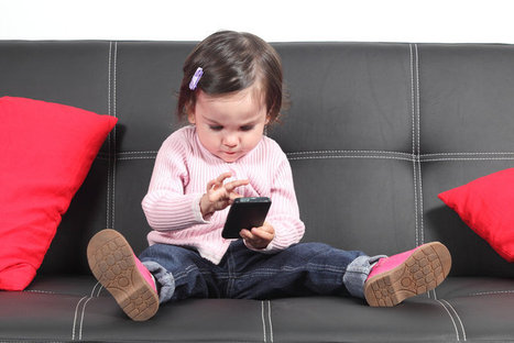 Sorry, Touch Screens Won't Turn Baby Into Einstein - LiveScience.com | Early Learning Development | Scoop.it