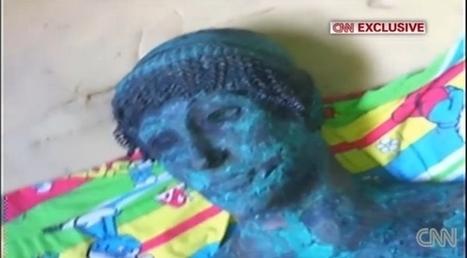 Gaza, la statua del dio Apollo che sta eccitando l'archeologia del ... - Agora Magazine | Archeologia | Scoop.it
